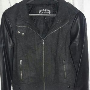 Cute womens jacket sz m/l